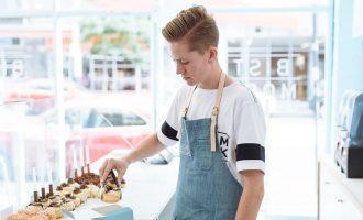 Meet the teen who's started a doughnut empire at sixteen: Morgan Hipworth