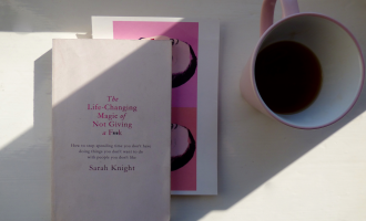 Why I've stopped giving a f**k – a book review with spice